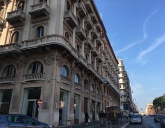 Business center, Bari, Corso Vittorio Emanuele