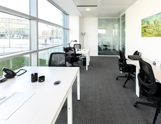 Business center, Milan, Via San Bovio