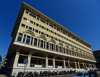 Business center, Rome, Piazza Don Luigi Sturzo