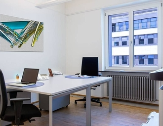 Business center, Luxembourg City, 5 rue Goethe