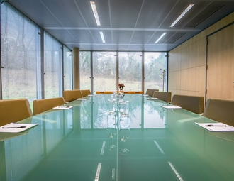 Business center, Luxembourg City, Rue Eugène Ruppert