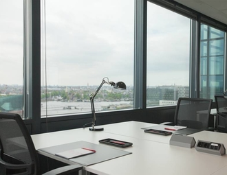 Business center, Amsterdam, Piet Heinkade