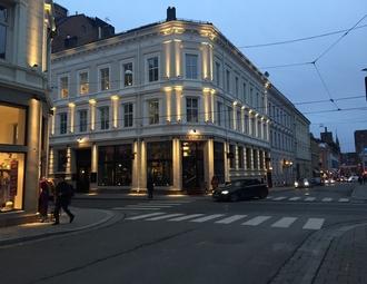 Office, Oslo, Kristian Augusts Gate