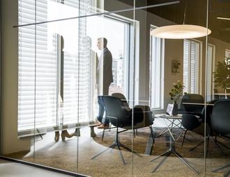 Business center, Malmö Västra Hamnen , Einar Hansens Esplanad