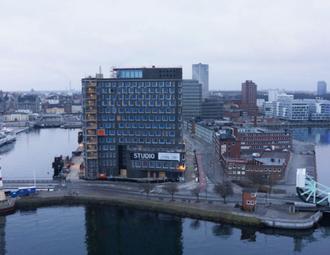 Business center, Malmö Centrum, Nordenskiöldsgatan