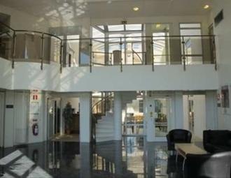 Business center, Berlin, Kurfürstendamm