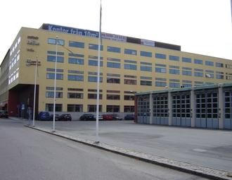 Business center, Barcelona, Carrer de París