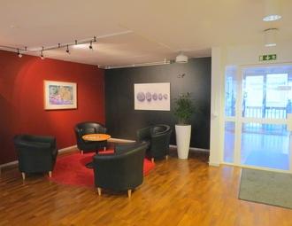 Office, Munich, Ludwigstrasse