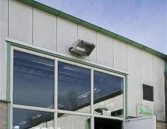 Business center, Anderlecht, Lenniksebaan