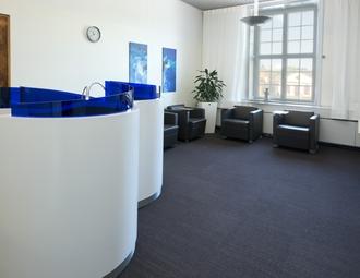 Business center, Solna, Frösundaviks Allé