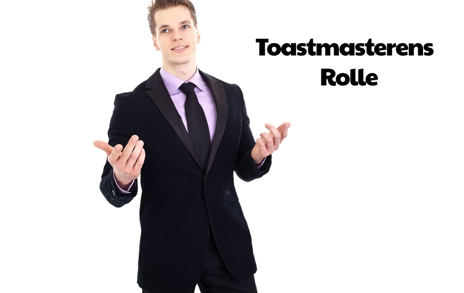 Toastmasterens rolle