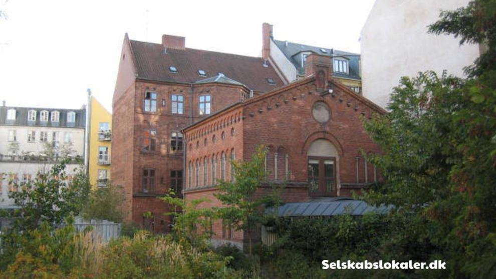 Vesterbrogade 60A, 1620 København V