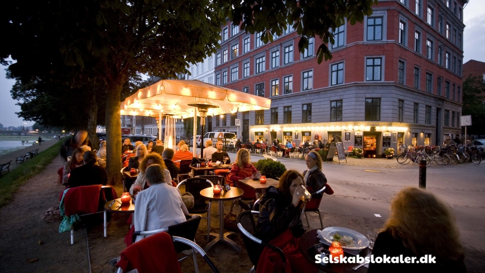 Sortedam Dossering 21, 2200 København N