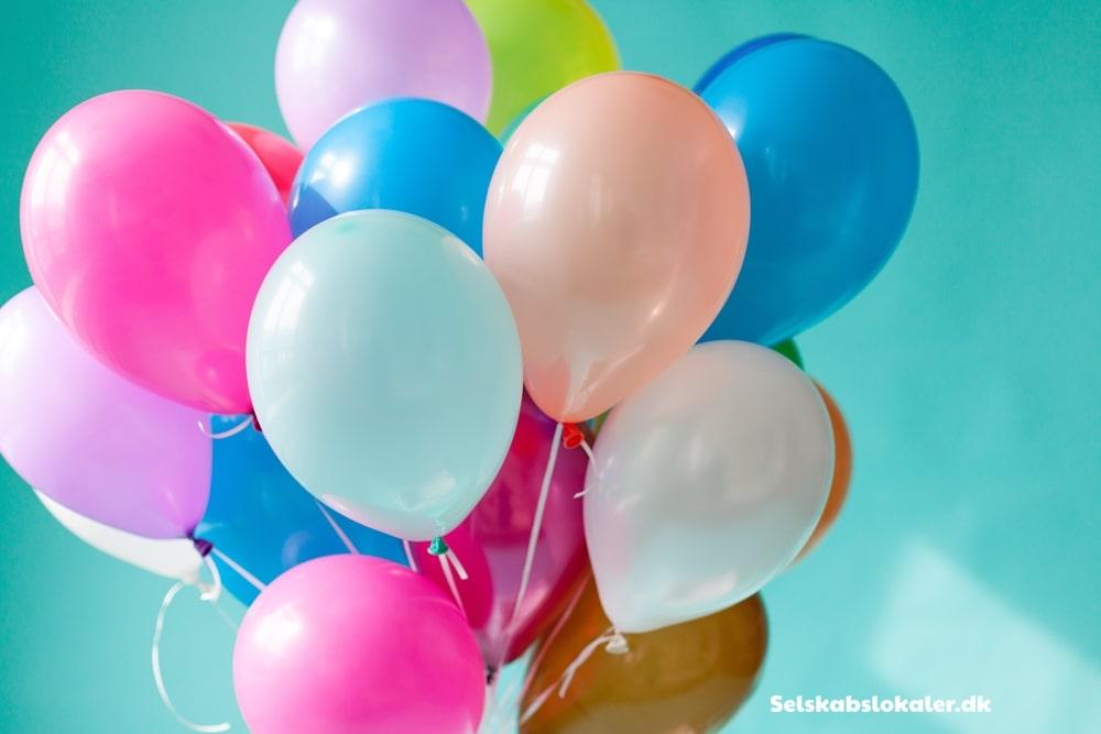 Helium balloner