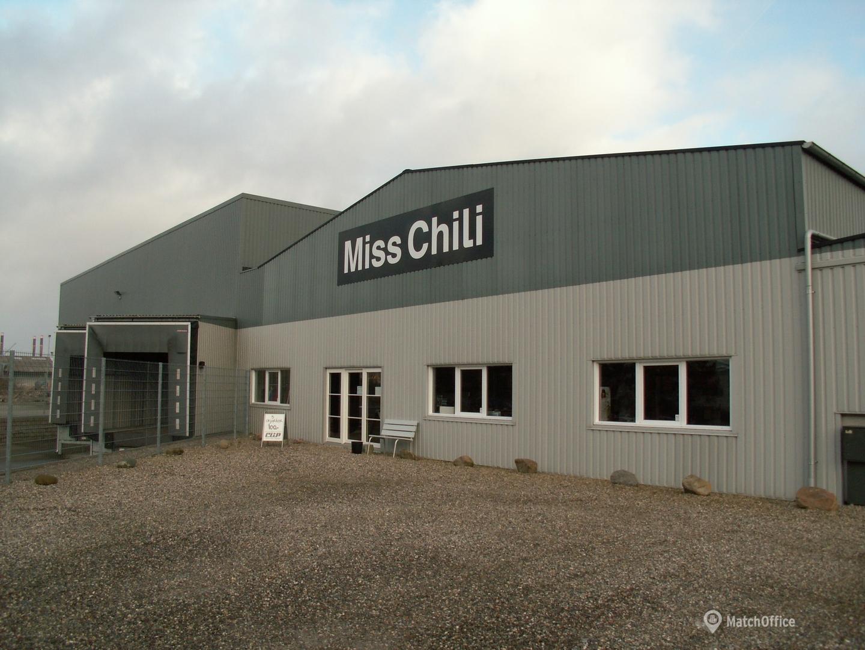 Stort, velbeliggende lajemål til lager/produktion