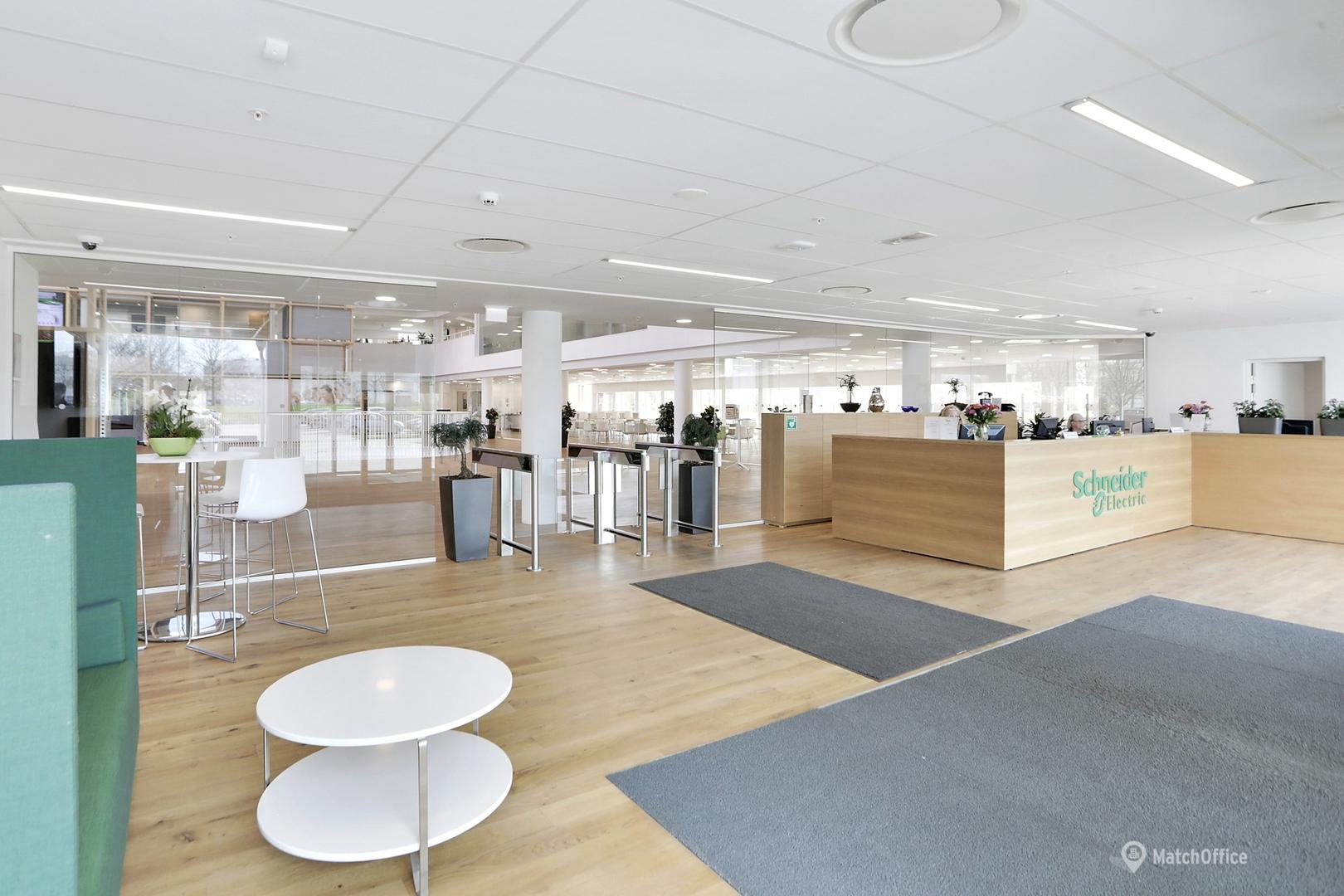 Inspirerende kontor på 1296 m² udlejes i Ballerup • Se nu » - Lokalebasen