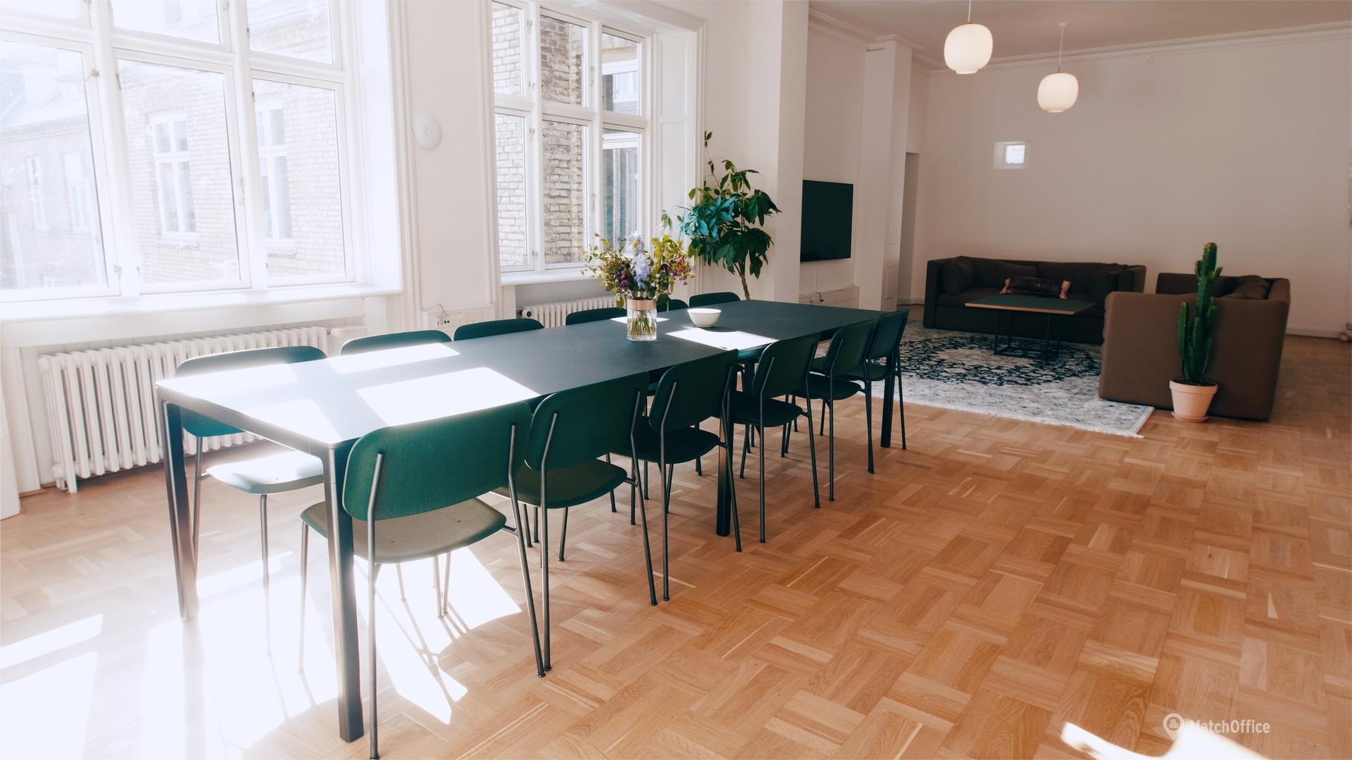 Lease Managed Office In Copenhagen V Gammel Kongevej 1 Matchoffice