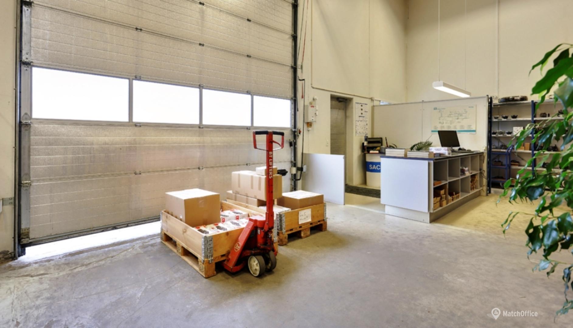 Velholdt produktionslokale på 538 m² til leje i Tilst • Få info