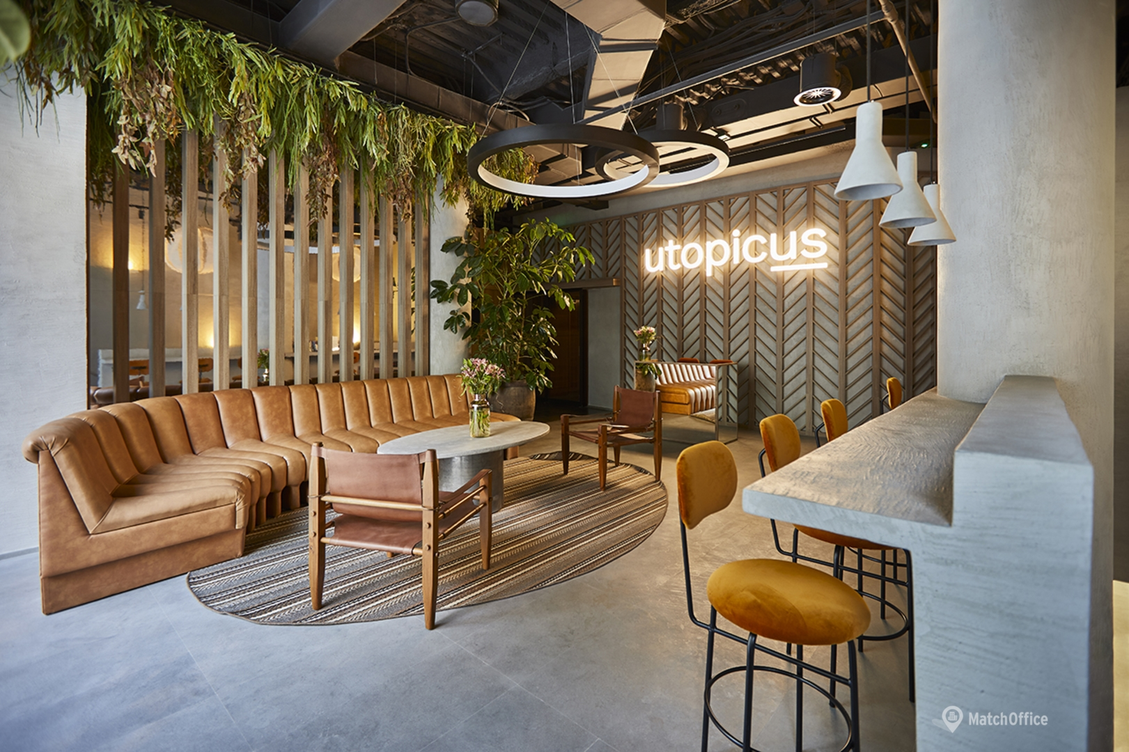 Find Coworking In Madrid Centro With Matchoffice Com