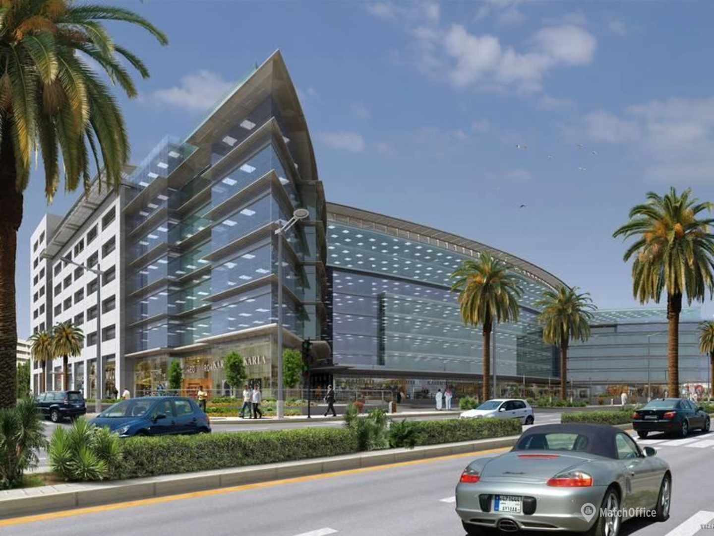 Business Parks For Lease In Riyadh Matchoffice
