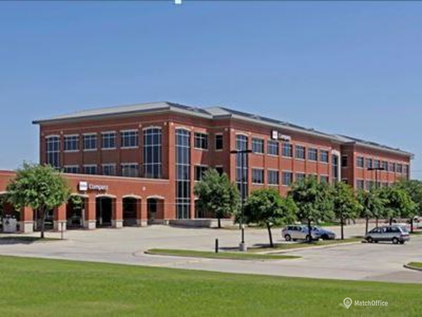 Rent Managed office in Fort Worth, TX 4500 Mercantile Plaza