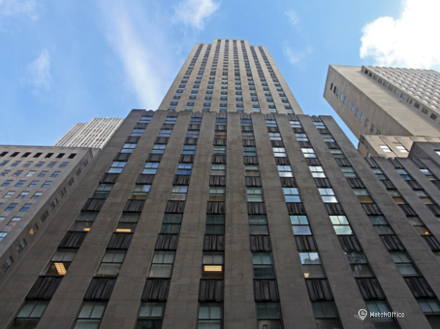 Lease Serviced Office In New York Midtown East NY One Rockefeller Plaza
